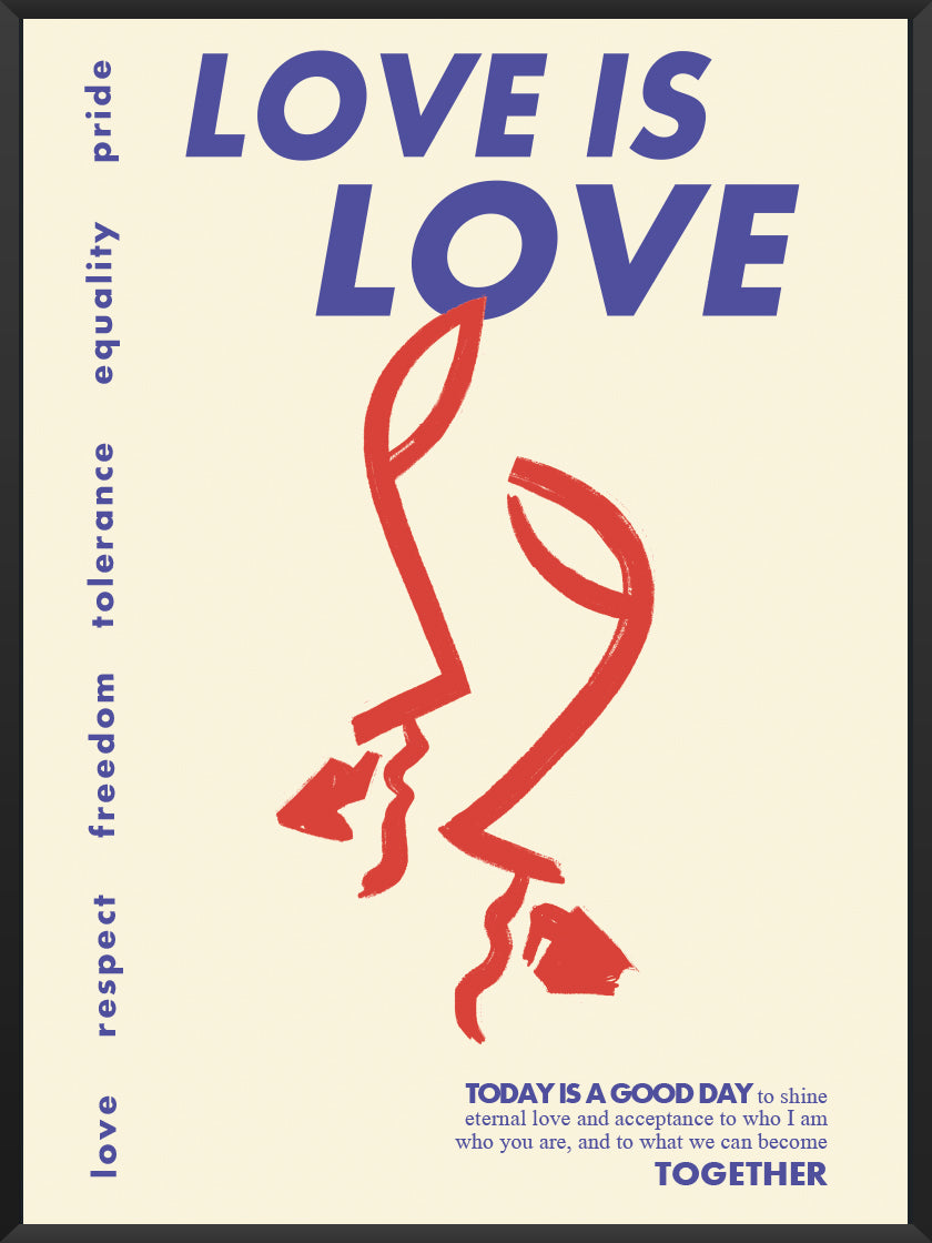 Love is love - Sissel x Sille x Project Nord