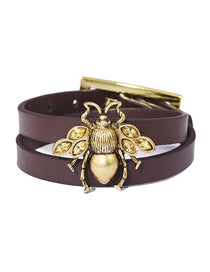Leather Wrap Bumble.
