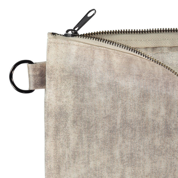 City Clutch HP Silver
