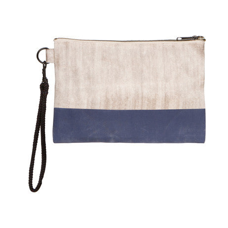 City Clutch HP Navy