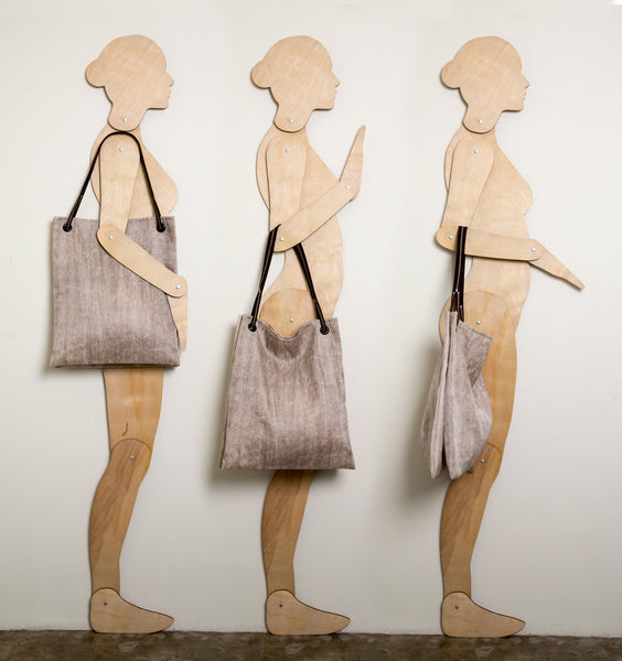 Bedrock - Eco fashion bag - Rewilder