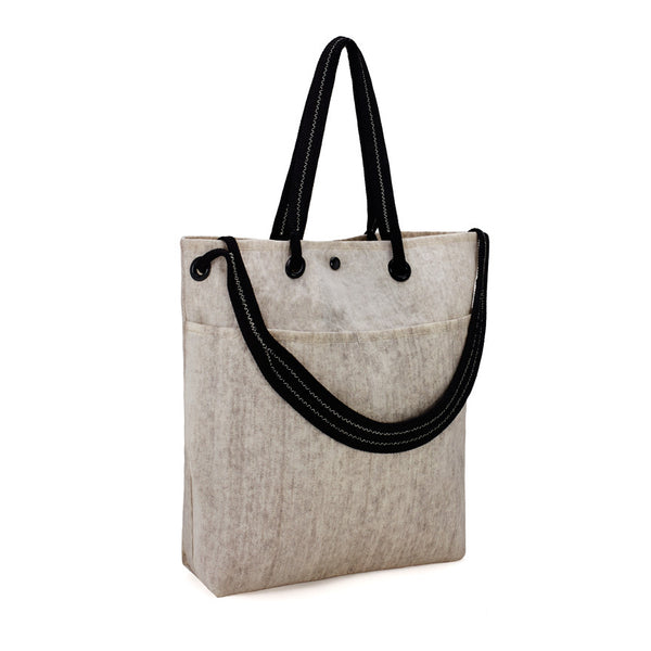 Best selling eco fashion market tote, made in USA - Rewilder