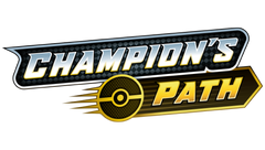 Pokemon: Champions Path Items