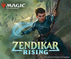 Zendikar Rising Pre and Normal Release info