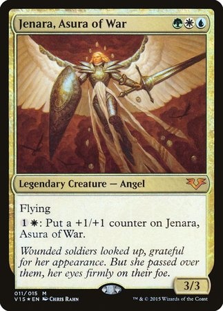 Jenara, Asura of War [From the Vault: Angels] | Space Cadets Gaming Gaming