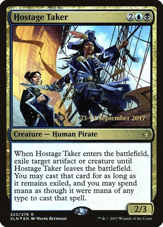 Hostage Taker [Ixalan Promos] | Space Cadets Gaming Gaming