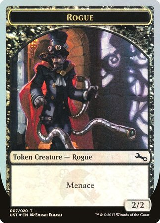 Rogue Token [Unstable Tokens] | Space Cadets Gaming Gaming