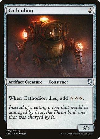 Cathodion [Commander Anthology Volume II] | Space Cadets Gaming Gaming