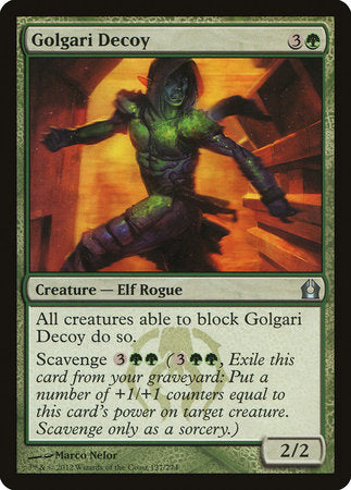 Golgari Decoy [Return to Ravnica] | Space Cadets Gaming Gaming