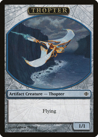 Thopter Token [Shards of Alara Tokens] | Space Cadets Gaming Gaming