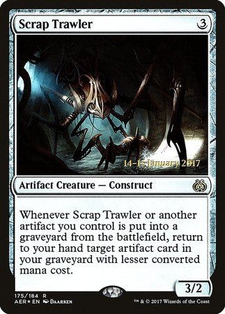 Scrap Trawler [Aether Revolt Promos] | Space Cadets Gaming Gaming