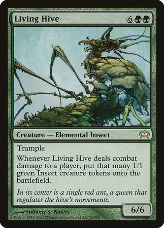 Living Hive [Planechase] | Space Cadets Gaming Gaming
