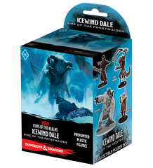 Icewind Dale: Rime of the Frostmaiden Miniatures Boosters | Space Cadets Gaming Gaming