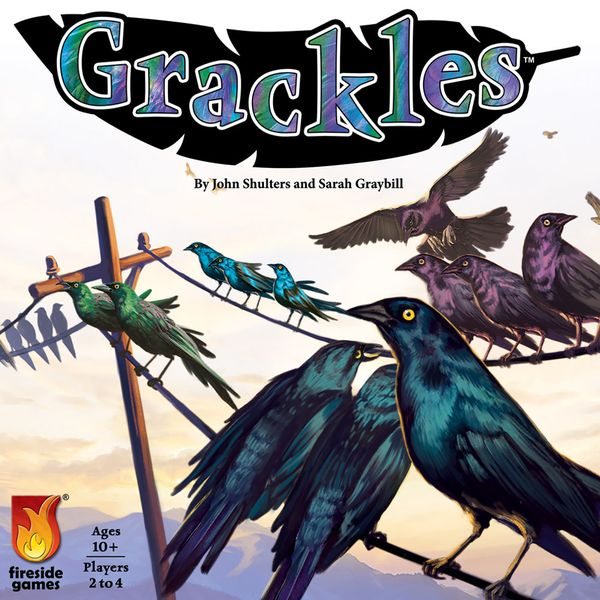 Grackles | Space Cadets Gaming Gaming
