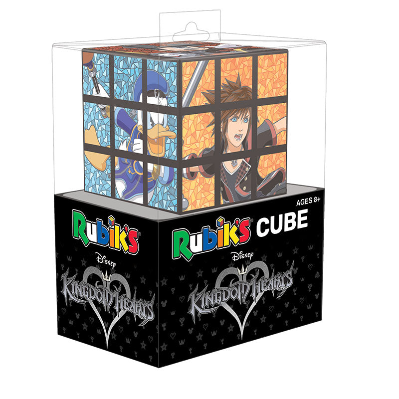 Rubiks Cube: Kingdom Hearts | Space Cadets Gaming Gaming