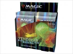 Zendikar Rising Collector Booster | Space Cadets Gaming Gaming
