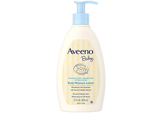 Aveeno Baby Daily Moisture Lotion with Natural Colloidal Oatmeal