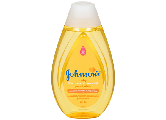 Johnson and Johnson Original Baby Shampoo 400ml