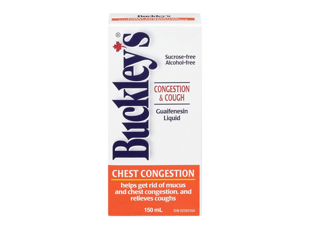 Buckley's - Chest Congestion