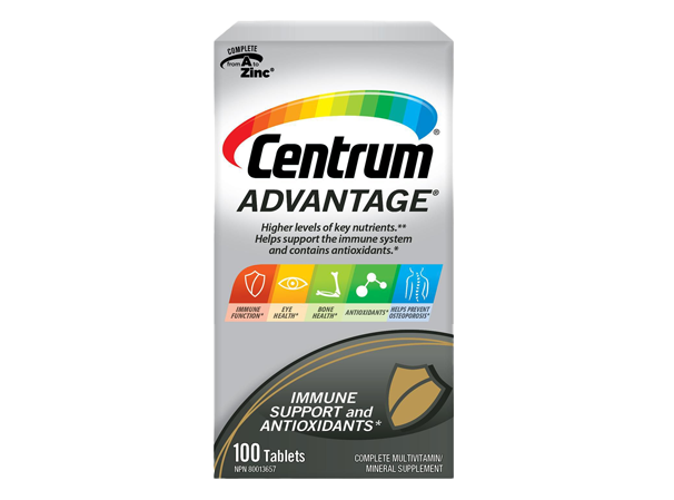Centrum - Advantage Immune Support and Antioxidants