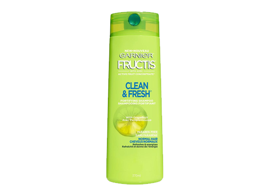 Garnier Fructis Clean and Fresh 2 in 1 Shampoo and Conditioner