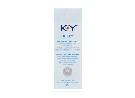 K-Y Personal Jelly Lubricant