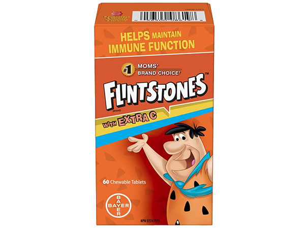 Flinstones Multivitamins with Extra Vitamin C