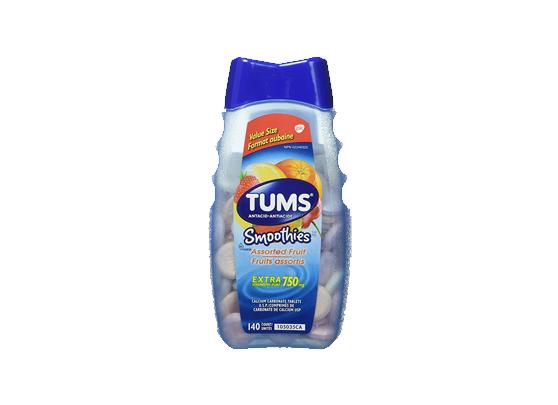 Tums - Smoothy Assorted Fruit