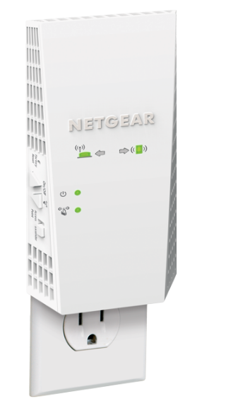 NETGEAR AC2200 Mesh WiFi Extender, Seamless Roaming, One WiFi Name, Works with any WiFi Router. Create your own Mesh WiFi System (EX7300)