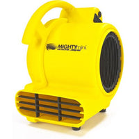 Shop-Air by Shop-Vac 1032000 Mighty Mini Air Mover 3-Speed 3-Position Dryer for Wet Carpets, Floors, Walls & Ceilings, 500 CFM Motor (also for food)