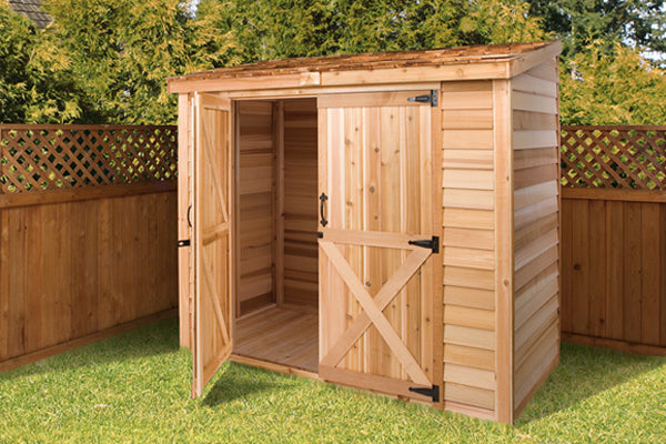 Yard Storage Sheds 8 X 4 Shed Kits Diy Lean To Style Plans