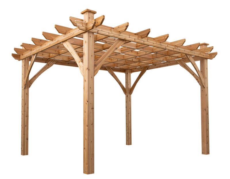 ten by twelve pergola kit