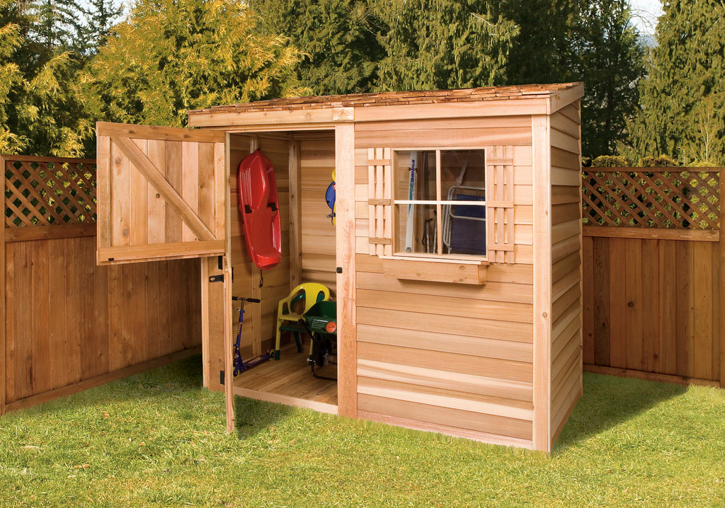 Bayside - DIY Lean To Storage Sheds For Sale