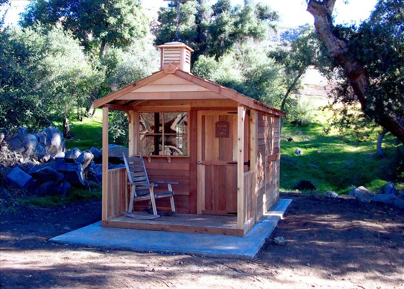 Clubhouse for Sale, Wooden Kids Clubhouse Kits & DIY Plans ...