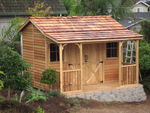 Ranchouse Sheds Prefab Guest Cottage Kits For Sale