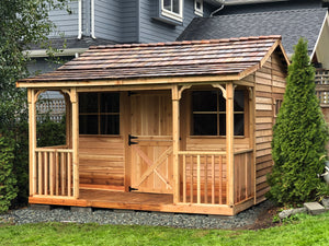 Cedarshed Bunkhouse Kits