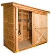 Cedarshed Bayside with Sliding Door Option