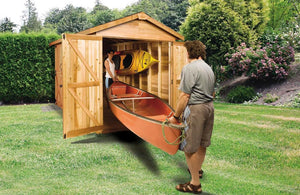 Cedarshed Boathouse Kit