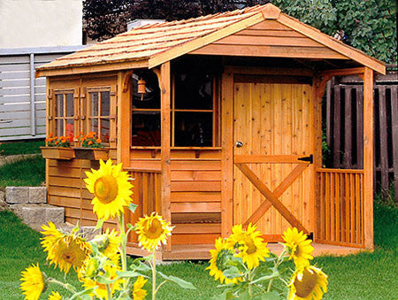 Incroyable Outdoor Clubhouse For Sale, Wooden Kids Clubhouse Kits U0026 Plans | Cedarshed  USA