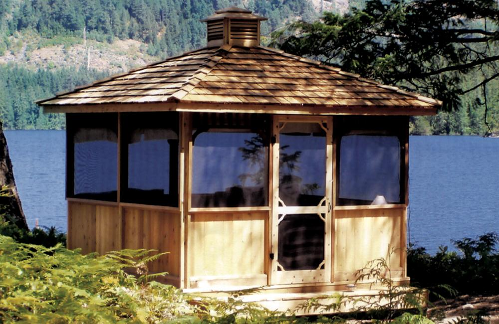 Square Gazebos for sale from