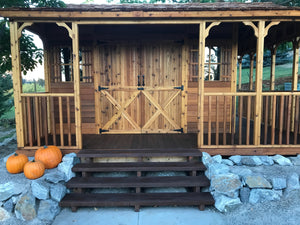Farmhouse Shed Kits