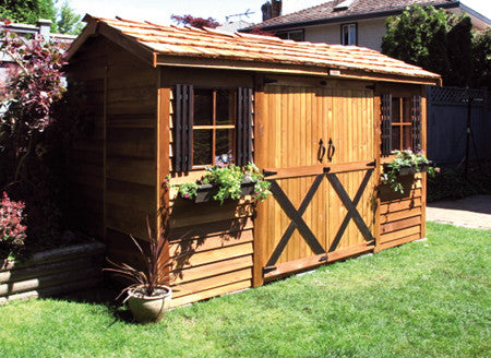 Cedarshed Longhouse Kit