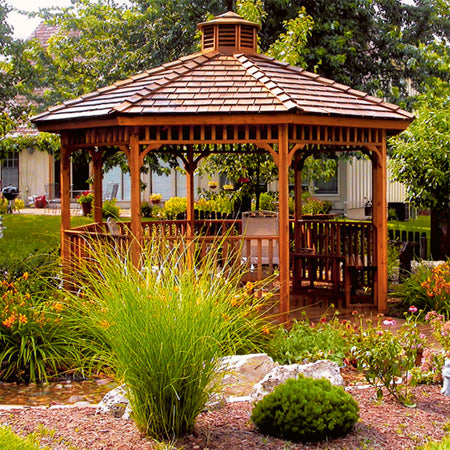 Octagon Gazebos Octagonal Gazebo Patio Gazebo Kits