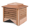 Square Cupola option from Cedarshed