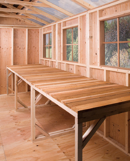 Marvelous Cedar Wood Bench For Sheds Ncnpc Chair Design For Home Ncnpcorg