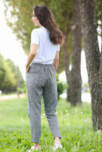 Load image into Gallery viewer, Women's Grey Grizzled Pants
