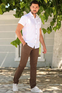 Men's Pocket Ginger Pants