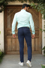 Load image into Gallery viewer, Men's Navy Blue Pants