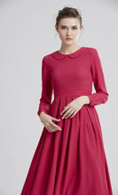 Load image into Gallery viewer, Women's Long Sleeves Dress