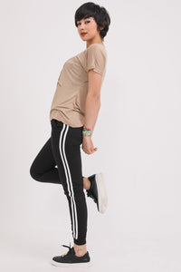 Women's Side Striped Sport Pants